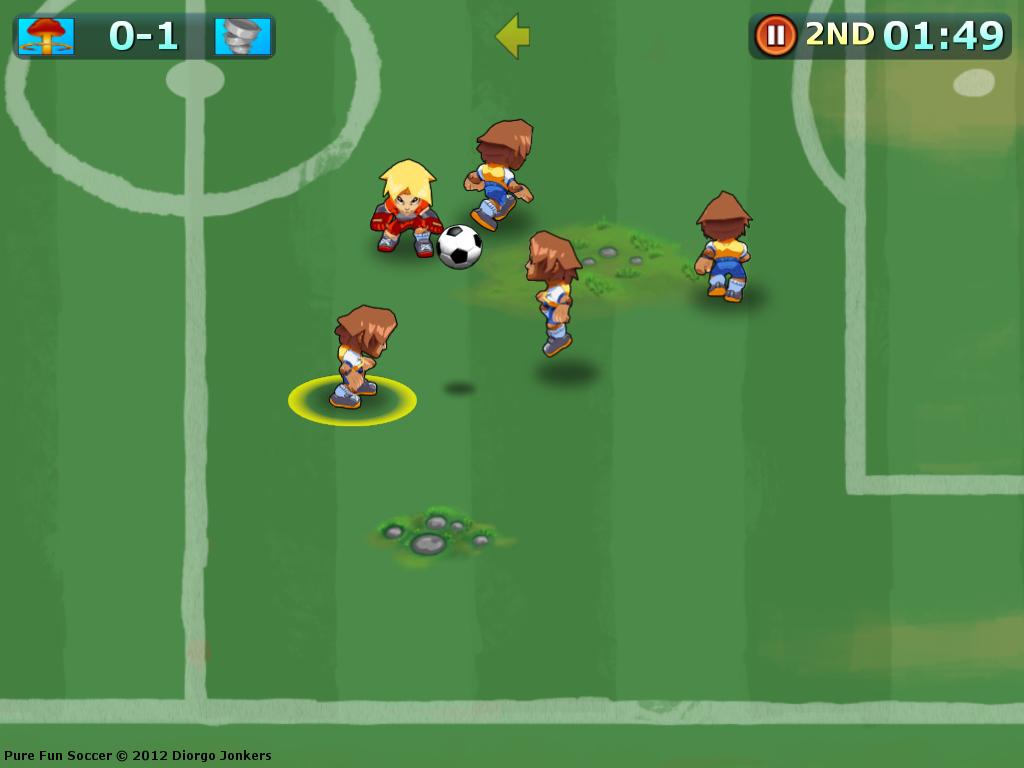 Pure Fun Soccer