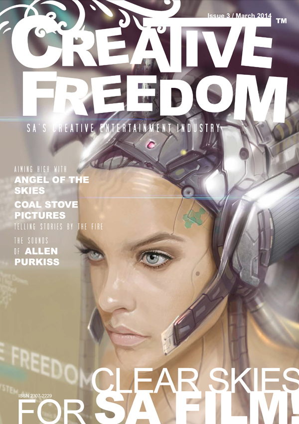 Creative Freedom #3- March 2014